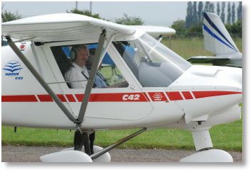 Peterborough Cambridgeshire Flight Training Flying Lessons