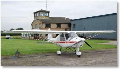 Flying Training Cambridgeshire Northamptonshire Bedfordshire